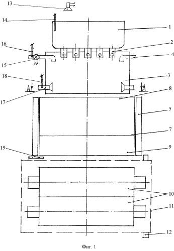 Способ получения непрерывнолитых деформированных стальных полос