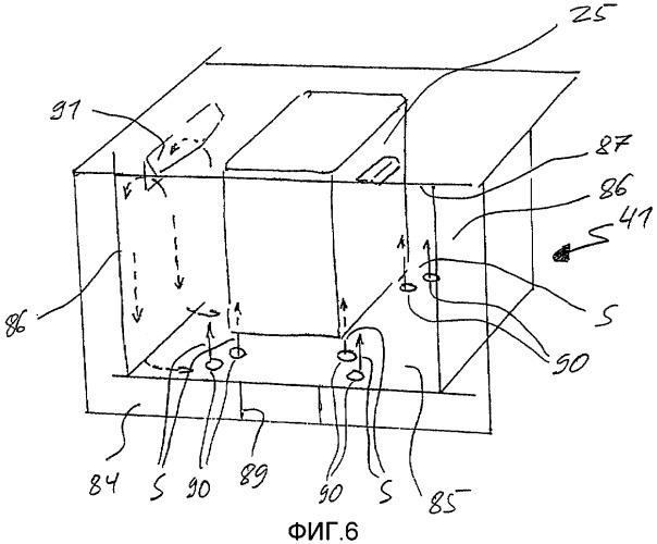 Устройство и способ для послойного изготовления трехмерного объекта