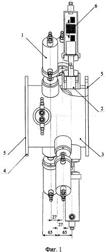 Способ снижения временной жесткости воды в потоке и кавитационный реактор для его осуществления