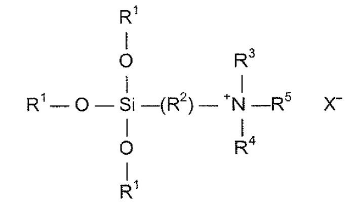 Клатраты кремнийорганического четвертичного аммониевого соединения и мочевины и способы использования