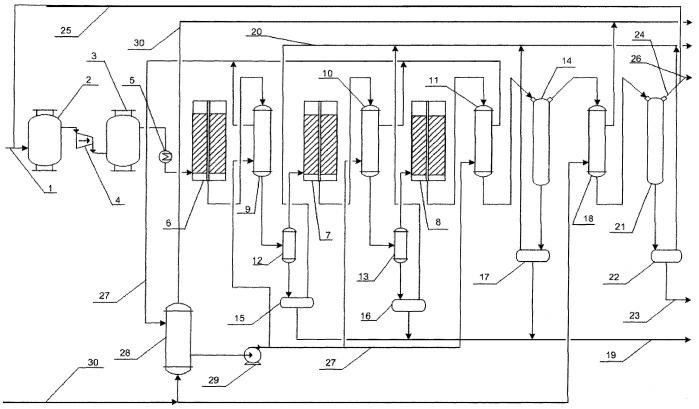 Способ получения жидких углеводородов из синтез-газа