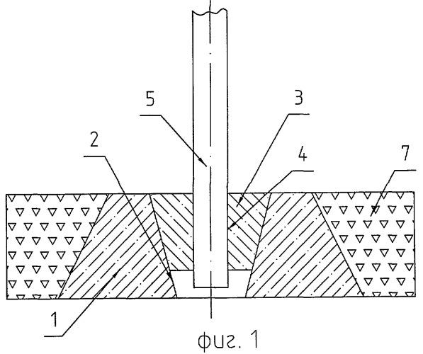 Устройство для установки и закрепления в грунте опоры и способ его монтажа и демонтажа