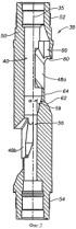 Перепускной инструмент с несколькими отверстиями для гидроразрыва с установкой фильтра и снижения уровня эрозии