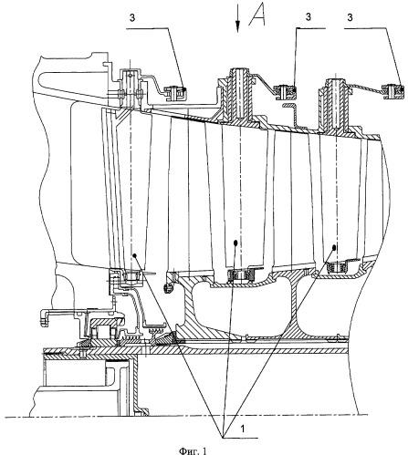 Система управления ступенями поворотных лопаток статора компрессора газотурбинного двигателя