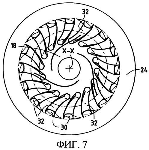 Смеситель потоков переменного сечения для двухконтурного турбореактивного двигателя сверхзвукового самолета и турбореактивный двигатель