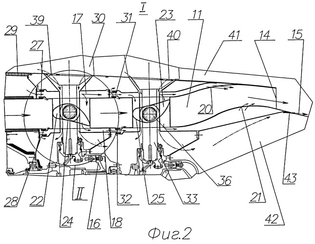 Винтовентиляторный двигатель