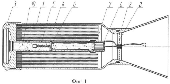Ракетный двигатель твердого топлива