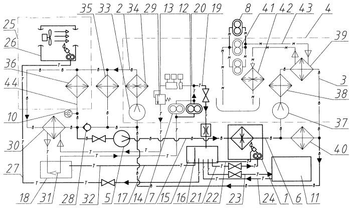 Система для запуска двигателя внутреннего сгорания
