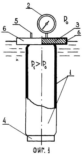 Способ определения толщины льда и устройство для его осуществления