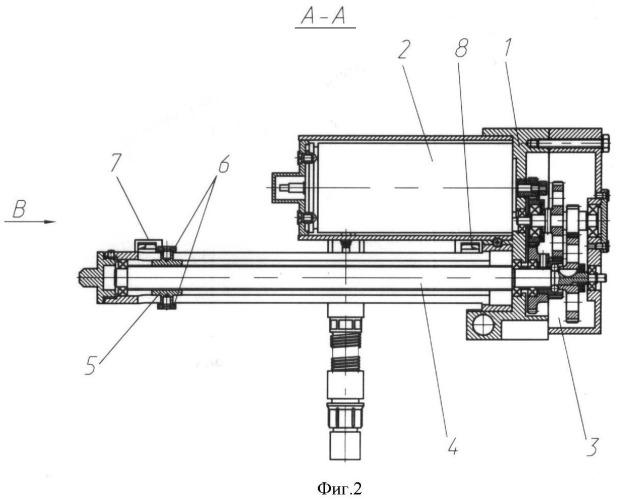 Механизм дистанционного взведения оружия