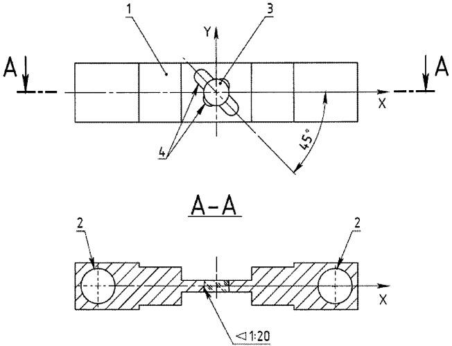 Тензометрический преобразователь