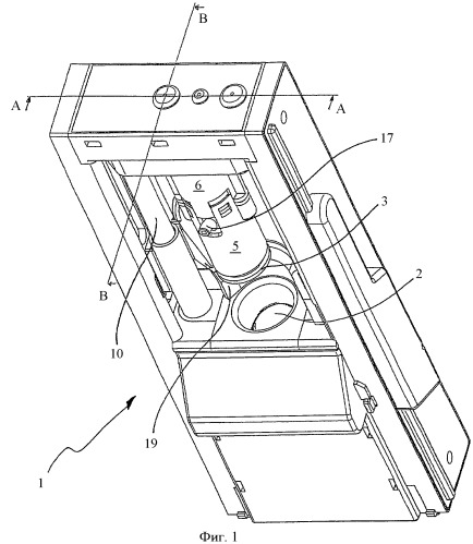 Заварочный модуль автоматических кофеварок