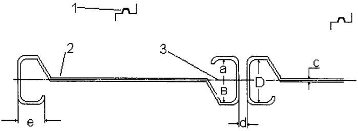 Способ изготовления осадительных электродов для электрофильтра