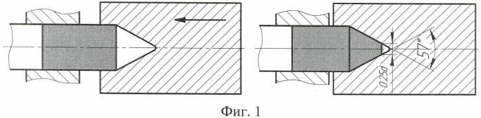 Способ изготовления остроконечной головной части стальных сердечников пуль