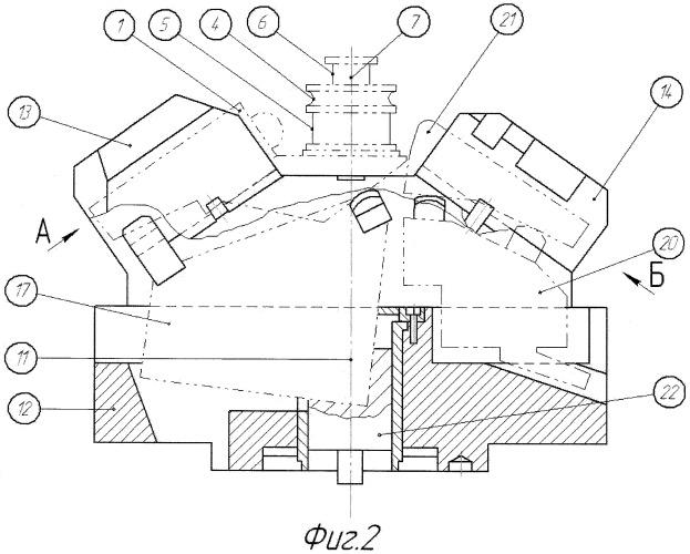 Способ установки заготовки лапы бурового долота при механической обработке на металлорежущих станках