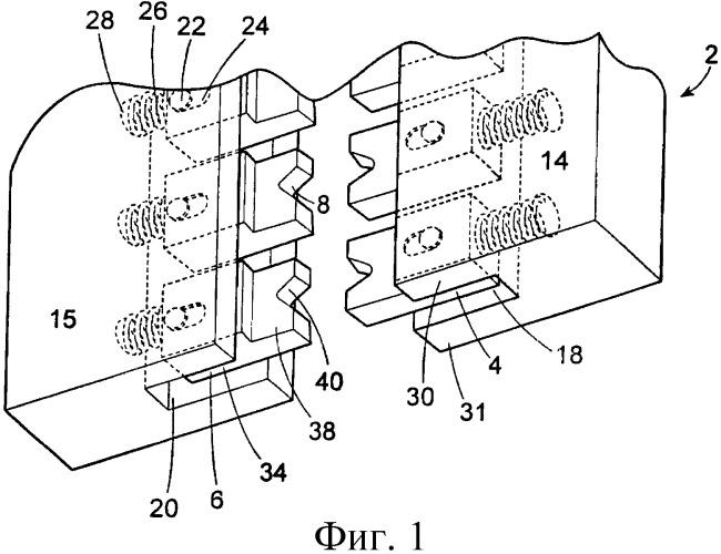 Способ и устройство для удаления отформованных изделий с форм