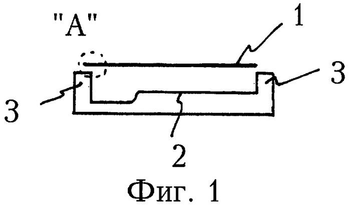 Способ укладки по меньшей мере одного слоя материала на рельефную пресс-форму и устройство для его осуществления