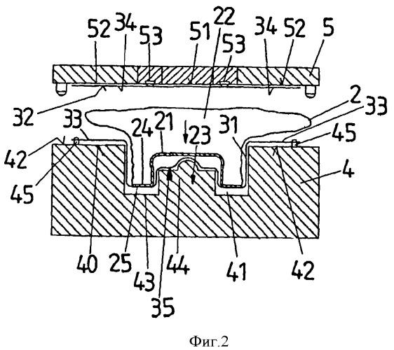 Способ изготовления пакета подушки безопасности для модуля подушки безопасности