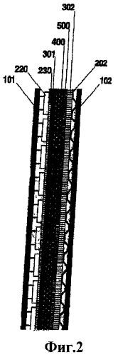Упругий токораспределитель для перколяционных ячеек