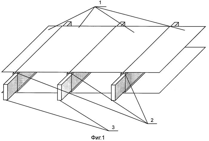 Несъемная строительная опалубка (варианты)