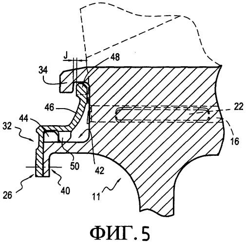 Ротор компрессора авиационного турбореактивного двигателя, компрессор и турбореактивный двигатель