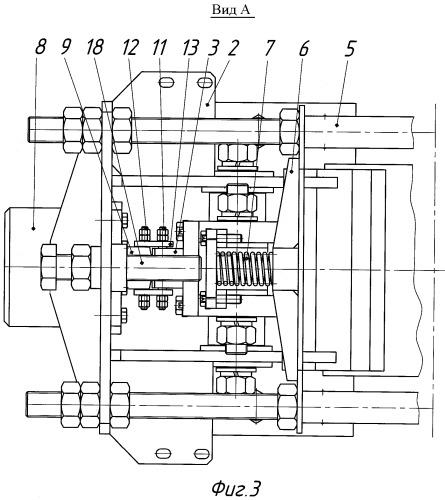 Барабанно-колодочный тормоз
