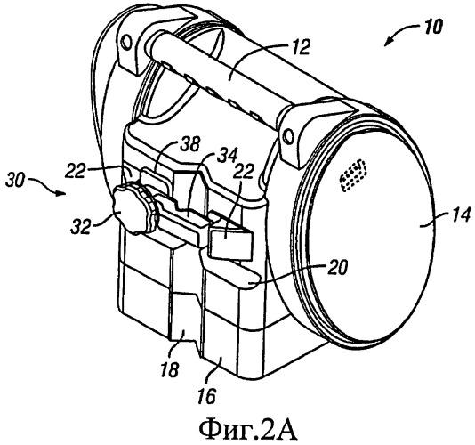 Подвесное устройство для крепления медицинского устройства к по существу горизонтальной или к по существу вертикальной опорной конструкции
