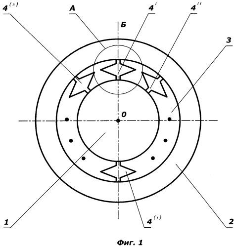 Резонатор вибрационного гироскопа