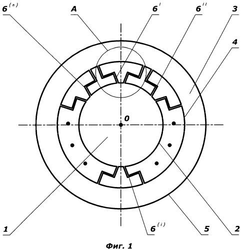 Чувствительный элемент вибрационного гироскопа
