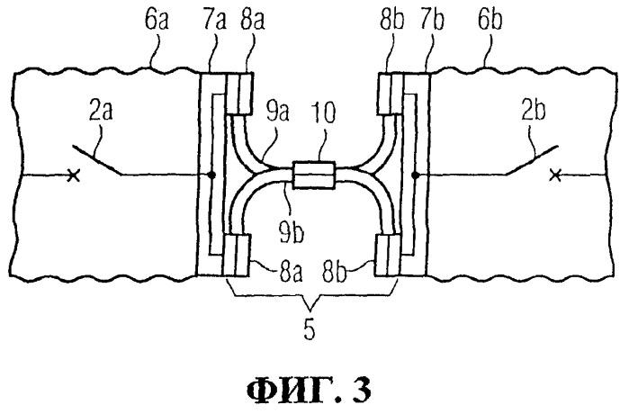 Электрическое устройство коммутационной аппаратуры