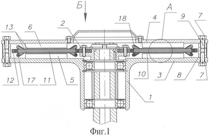 Электрогенератор для ветроэнергетической установки