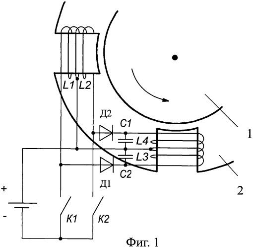Асинхронный вентильный двигатель