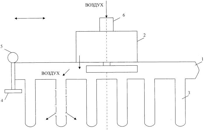 Устройство для аэрации субстратов при производстве биогумуса