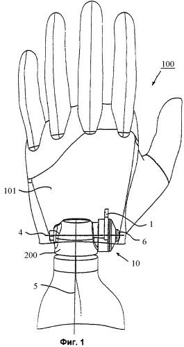Кистевой протез
