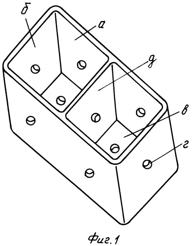 Система укладываемых блоков