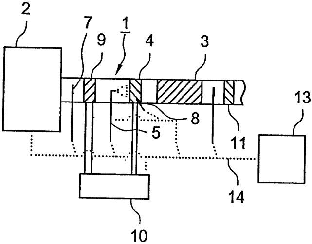 Способ селективного каталитического восстановления оксидов азота в отработавших газах, образующихся при работе двигателя внутреннего сгорания, и система выпуска отработавших газов