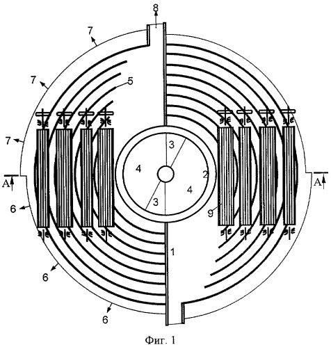 Гравитационно-магнитный сепаратор