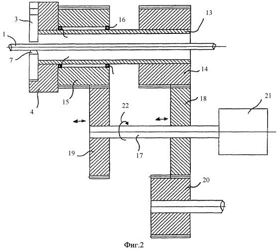 Приспособление для обработки резанием прутковых и трубчатых заготовок