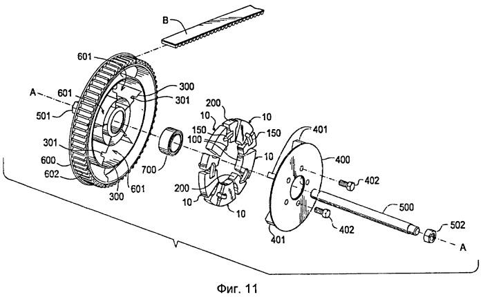 Амортизатор колеса мотоцикла