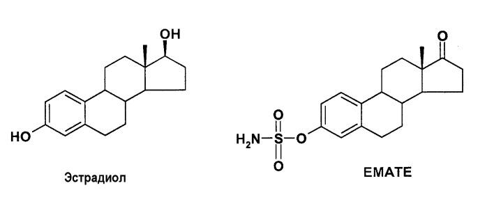 Сульфаматпроизводные бензотиофена в качестве ингибиторов стероидной сульфатазы