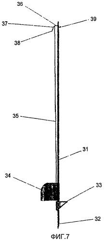 Ограждающе-защитный столбик