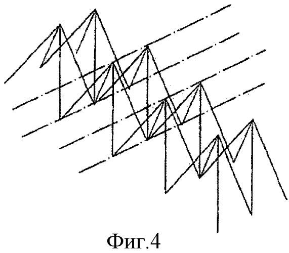 Способ изготовления трехмерной каркасной структуры и структура, полученная таким способом