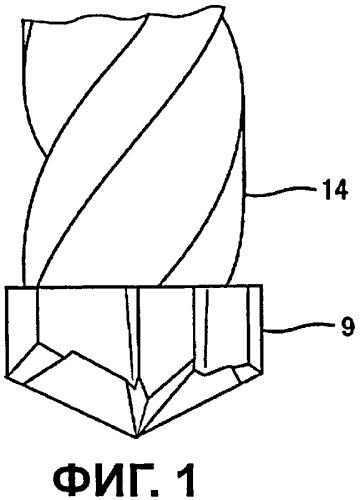Твердосплавный наконечник и способ его производства