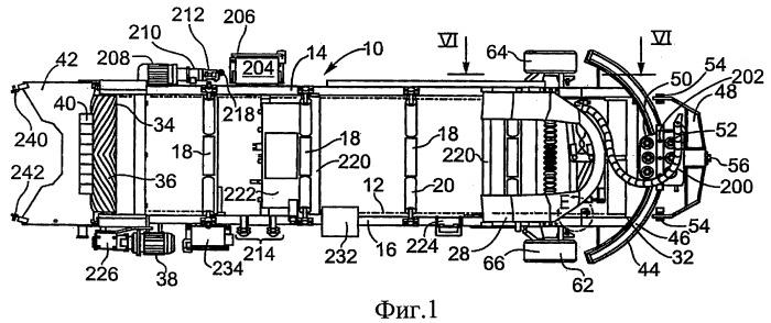 Конвейерный механизм с шарнирным соединителем