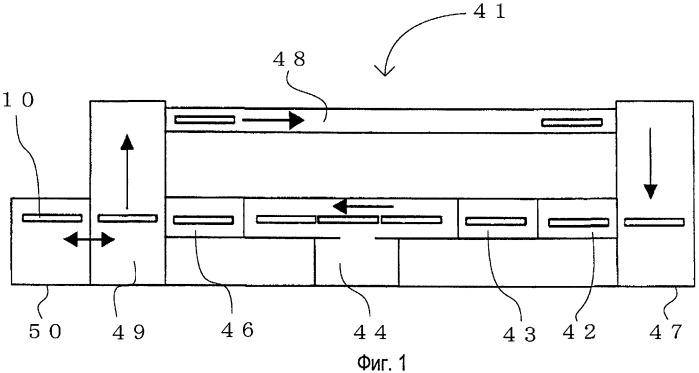 Способ изготовления и устройство для изготовления плазменной индикаторной панели