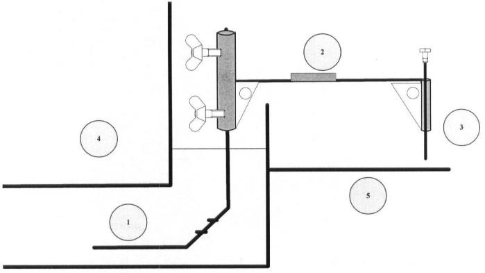 Способ измерения уровней расплавов металла и электролита на электролизере для производства алюминия