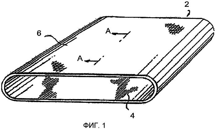 Эластичная лента из силиконовой резины