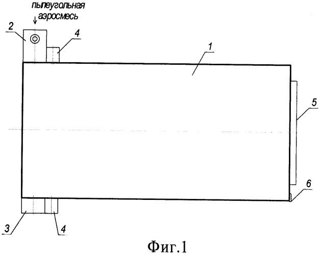 Плазменно-циклонные камеры (варианты)