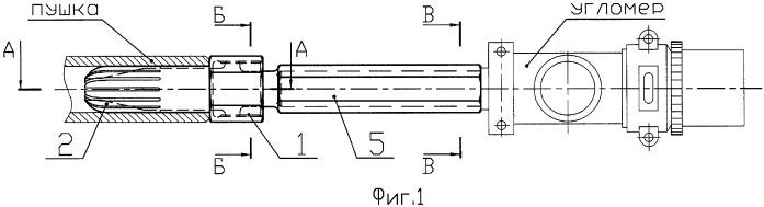 Устройство (переходник) к изделию для угломера