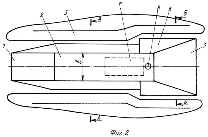 Стартовая позиция для самоходных пусковых установок для запуска ракеты под углами, близкими к вертикальному углу